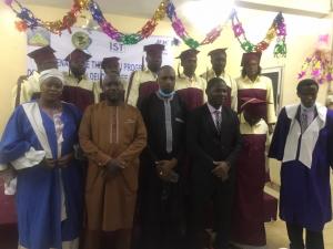 Soutenance de thèse du programme doctoral du DPHU délocalisée a l'ETEC-Niger jeudi 17 septembre 2020