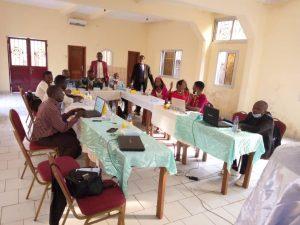 Séminaire doctoral des étudiants camerounais de DPHU du 19 juin 2021 (10)