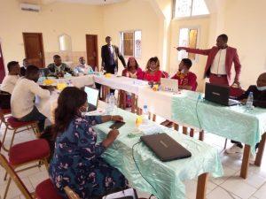 Séminaire doctoral des étudiants camerounais de DPHU du 19 juin 2021 (2)