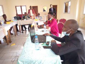 Séminaire doctoral des étudiants camerounais de DPHU du 19 juin 2021 (8)
